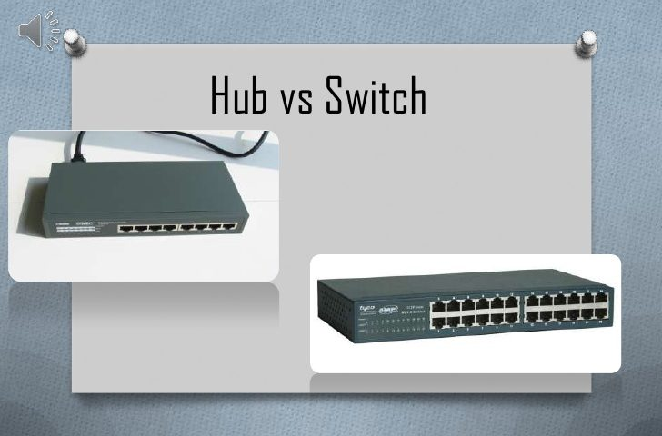 Hub ve Switch Arasındaki Farklar Nelerdir